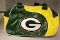 Green Bay Packers Perfect Bowler Handbag Purse Organizer
