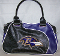 Baltimore Ravens Perfect Bowler Handbag Purse Personal Organizer