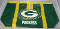 Green Bay Packers Canvas Tailgate Tote Bag Purse