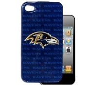 Baltimore Ravens iPhone4/4s Faceplate Cover