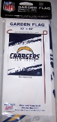 "San Diego Chargers 11""x15"" Color Garden Yard Lawn Flag"