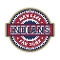 "Cleveland Indians 9""x10"" Man Cave - Fan Zone Wood Sign"
