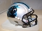 Carolina Panthers Speed Replica Mini Helmet Riddell