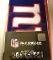New York Giants NFL Superdana Bandana Multi-Purpose Headband