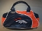 Denver Broncos Perfect Bowler Handbag Purse Personal Organizer