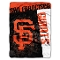 "San Francisco Giants 60""x80"" Plush Raschel Throw Blanket"
