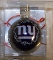 "New York Giants 2 5/8"" Traditional Bulb Ornament"