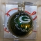 "Green Bay Packers 2 5/8"" Traditional Bulb Ornament"