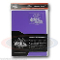 9 Pocket Binder Matte Purple With 20 Pages Monster Brand (1)