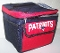 New England Patriots Insulated Bungie 12 Pack Cooler