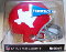 Dallas Texans (60-62) Throwback Mini Helmet Riddell