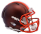 Cleveland Browns Speed Replica Mini Helmet Blaze Alternate