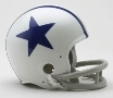 NFL Throwback Mini Helmets
